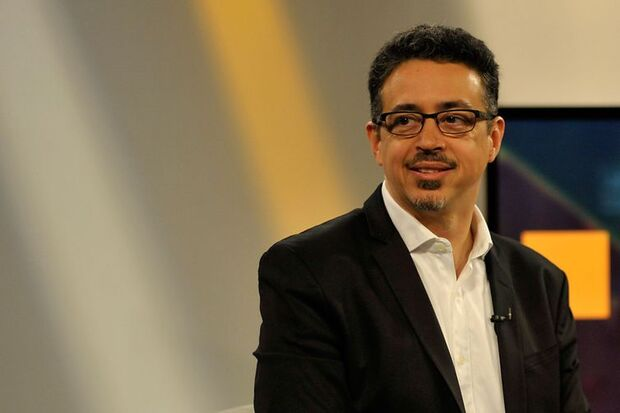 O ministro da Cultura, Sérgio Sá Leitão, participa do programa Por Dentro do Governo./Marcello Casal jr/Agência Brasil