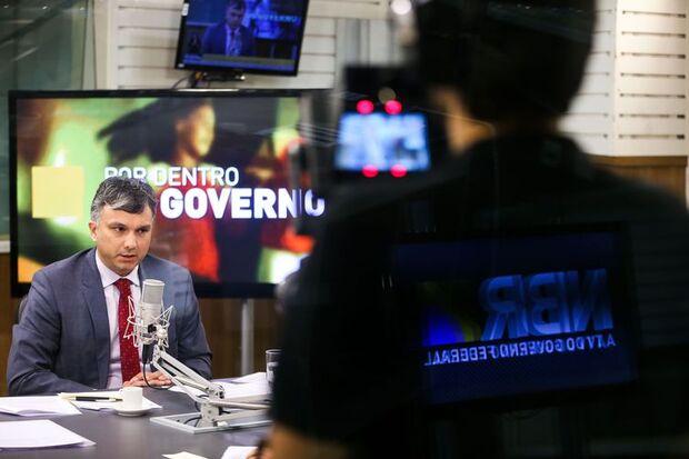 O ministro do Planejamento, Esteves Colnago, é o convidado do programa Por Dentro do Governo desta quinta-feira (14). /Marcelo Camargo/Agência Brasil