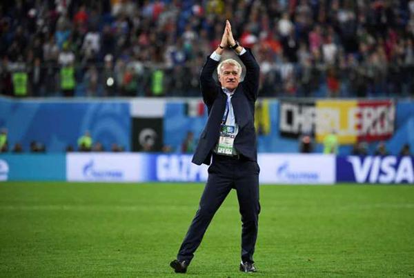 A França aguarda o vencedor do confronto entre Inglaterra e Croácia para saber qual será o adversário na final