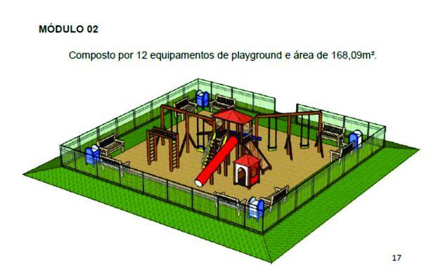 O dinheiro de multas e acordos fechados em processos trabalhistas será destinado para a construção de playgrounds em bairros carentes de Campo Grande