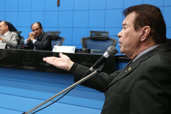 A iniciativa do deputado Picarelli foi motivada após visita à região e reunião com moradores