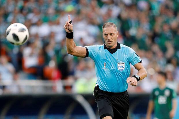 Néstor Pitana será o árbitro da decisão da Copa do Mundo.