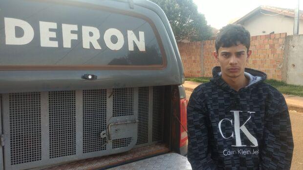 Após a prisão de Cristian, os policiais da DEFRON ainda conseguiram encontrar e recuperar a camionete Fiat Toro abandonada em um bairro de Dourados