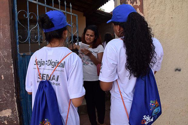 Na Capital e em Terenos, 111 mil moradores, beneficiários de programas sociais do Governo Federal, têm direito ao kit gratuitamente