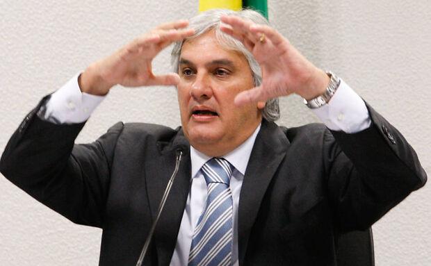 Ex-senador Delcídio do Amaral