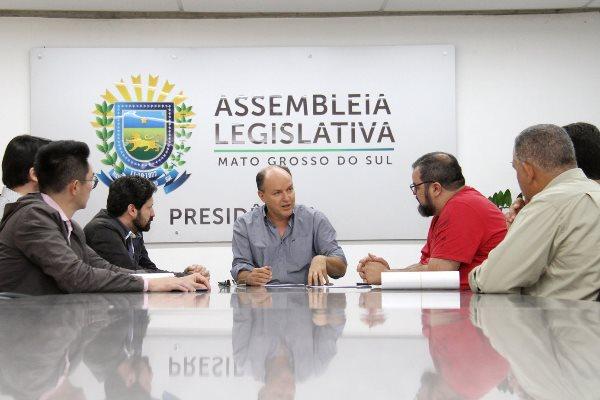 Representantes do Fórum do Servidores alegaram que a proposta do Executivo é inconstitucional