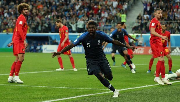 Copa 2018: França vence Bélgica e garante vaga na final
