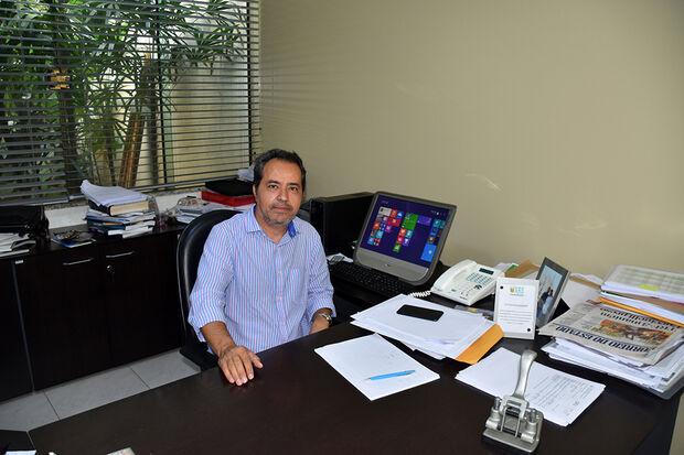 Amarildo Miranda Melo, presidente do Sinduscon-MS