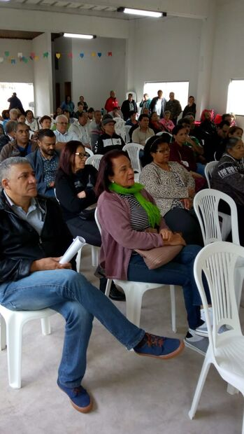 A manifestação em todo o país conta com o apoio e participação de praticamente todas as centrais sindicais