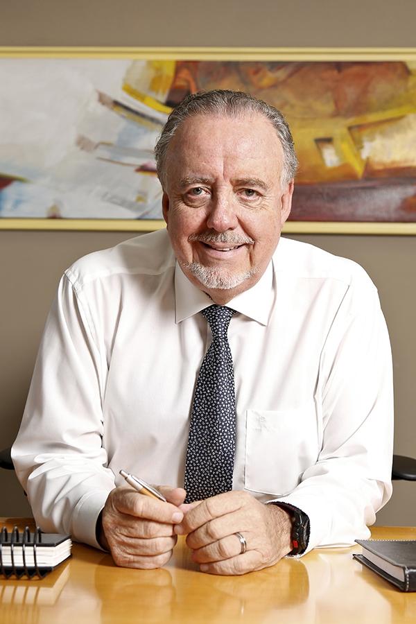 Norman de Paula Arruda Filho é Presidente do ISAE