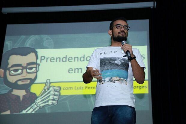 O evento com Luiz Fernando da Silva Borges será no Conselho Regional de Engenharia e Agronomia de Mato Grosso do Sul, a partir das 19h, com inscrições gratuitas e emissão de certificado
