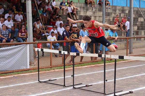 A etapa classificatória garante vaga para os Jogos Escolares Brasileiros 2018, que será realizado em Natal no Rio Grande do Norte, de 12 a 25 de novembro.
