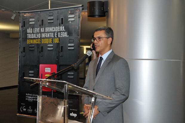 Juiz do Trabalho Márcio Alexandre da Silva