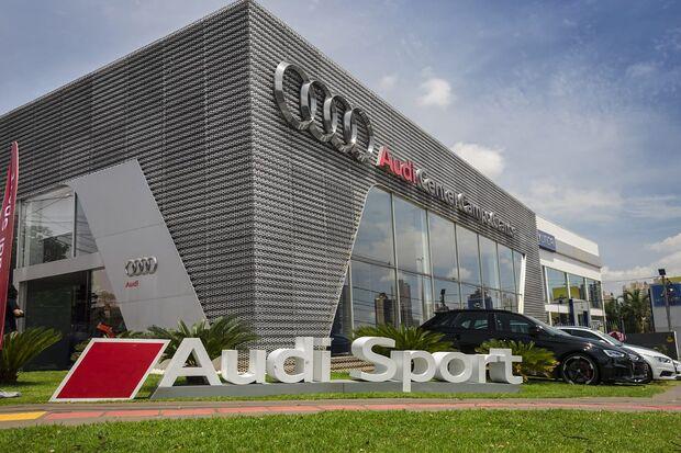 O evento ocorre na Audi Center Campo Grande, concessionária representada pela Autobel Premium (Endereço: Av. Afonso Pena, 5720)
