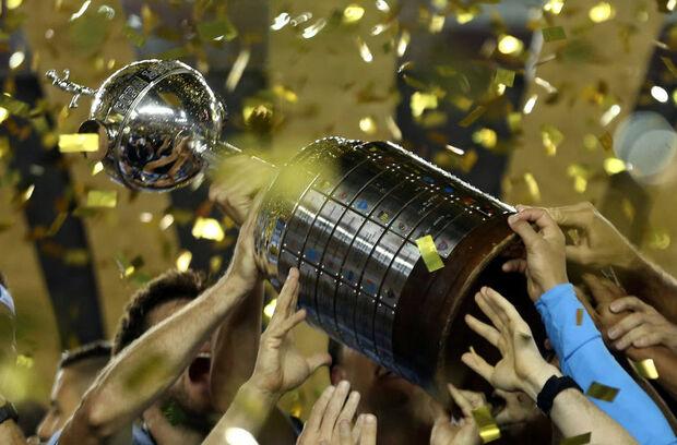 Semifinais da Libertadores terão Grêmio x River Plate e Palmeiras x Boca Juniors