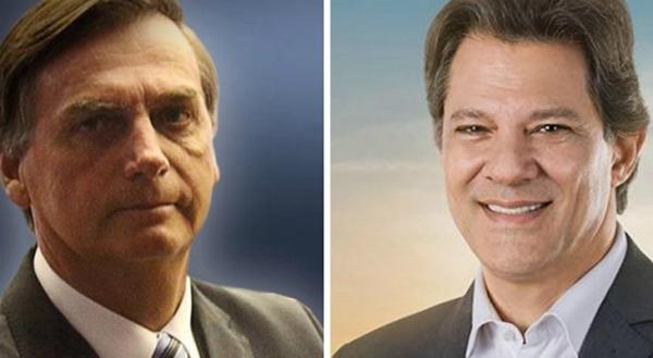Haddad, evitou comentar a investigação do Ministério Público Federal em Brasília contra o guru de Bolsonaro, o economista Paulo Guedes, por suposto envolvimento em fraudes.
