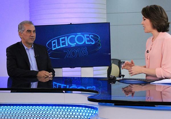 Reinaldo Azambuja também falou sobre saúde, segurança e educação. Ele reafirmou que Mato Grosso do Sul terá mais 947 leitos hospitalares com a conclusão da regionalização