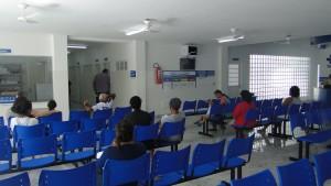 Unidade possui horário diferenciado de atendimento, o que facilita o acesso da população: (Foto: SESAU)