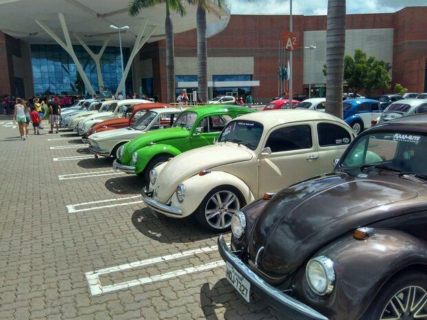 Festival Relíquias reúne carros antigos neste sábado