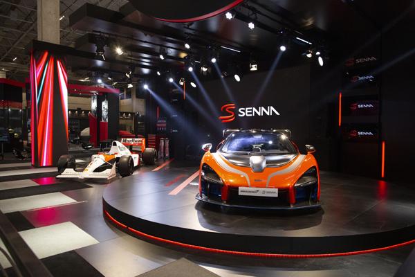 500 unidades que estão sendo produzidas na McLaren Automotive, em Woking, na Inglaterra, foram imediatamente comercializadas