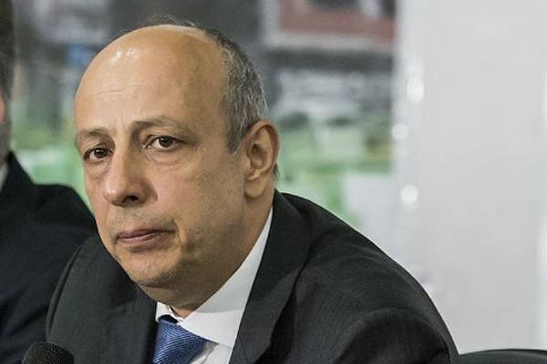 O futuro delegado-geral Ruy Ferraz Fontes
