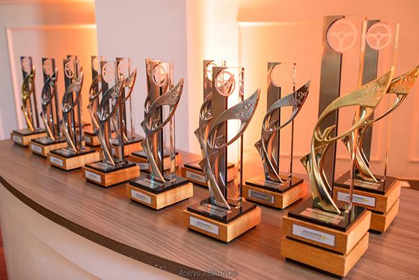 Além do prêmio maior, a entidade também premia cinco outros modelos com motor até 1,2; de 1,2 até 1,6 litros; picapes, suv's e importados, além da melhor motocicleta do ano.
