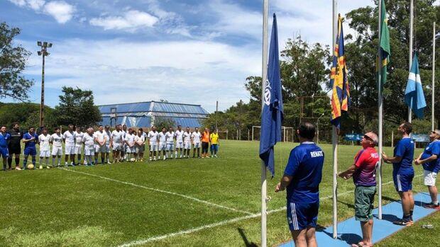 O evento, que contou com o apoio da Prefeitura, por meio da Fundação Municipal de Esportes (Funesp), teve 40 equipes e 400 atletas.