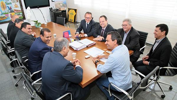 O projeto para transformar Campo Grande e Mascate, capital do Sultanato de Omã, em Cidades Irmãs está sendo desenvolvido pela Câmara de Comércio, Indústria e Serviços Brasil-Reino Unido (Brukcham)