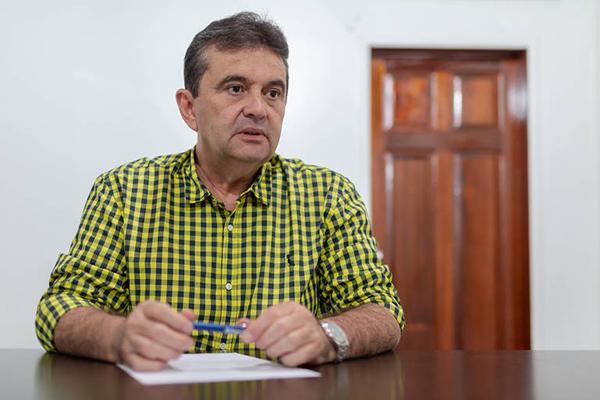 O ex-governador de Roraima, Anchieta Junior