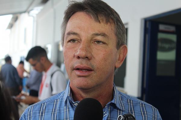 O governador eleito de Roraima, Antonio Denarium (PSL)