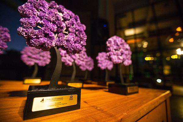 O Prêmio de Jornalismo Ambiental é realizado anualmente pela Águas Guariroba desde 2010