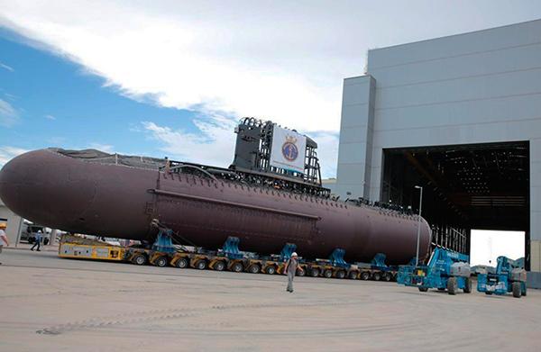 69fa7de3f O lançamento do S-40 Riachuelo terá a presença do presidente Michel Temer