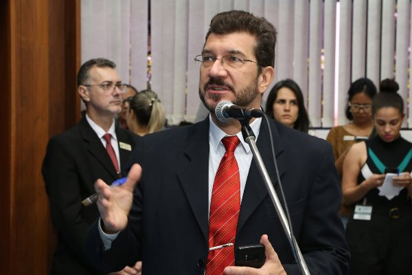 Deputado Pedro Kemp é o autor da proposta