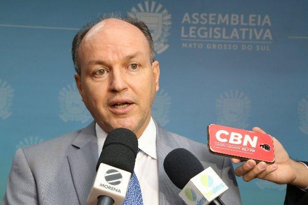 Junior Mochi propôs a reunião para discutir os investimentos na Bacia do Rio Taquari