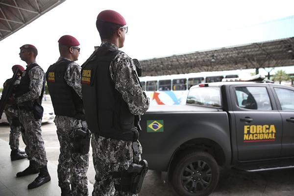 A avaliação do Ministério da Justiça é que as ações em resposta à onda de ações criminosas em Fortaleza, na região metropolitana e no interior do Estado, estão surtindo efeito