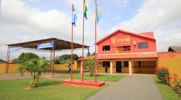 Parceria do Governo do Estado com prefeituras municipais, por meio do projeto Seção Comunitária de Bombeiros, também possibilita a expansão das atividades dos militares por Mato Grosso do Sul