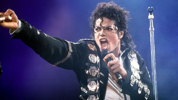 Michael Jackson teve uma carreira invejável no mundo da música pop.