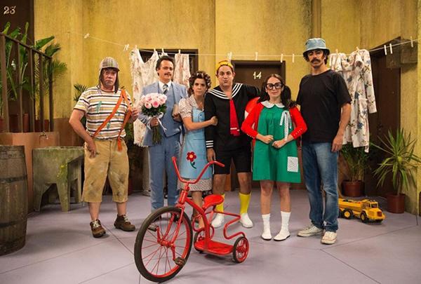 7fd9c51332599 Seriado  Chaves  ganhará paródia em programa da TV Globo - A Crítica ...