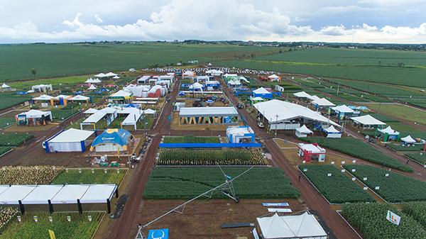 A feira, considerada uma das maiores do segmento da agricultura e pecuária do Brasil, será realizada de 16 a 18 de janeiro