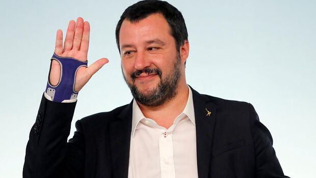 Salvini agradeceu ao presidente Jair Bolsonaro por ter retirado a proteção de Battisti e colaborado para o retorno dele para a Itália