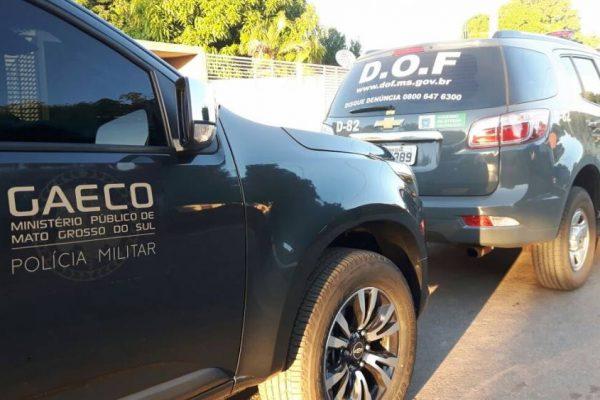 O objetivo da ação é combater o tráfico de drogas
