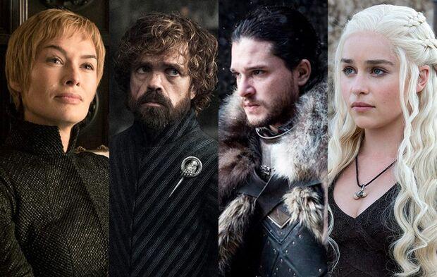 A produção da temporada começou no segundo semestre de 2017 e sua complexidade impediu que a HBO lançasse a série em 2018