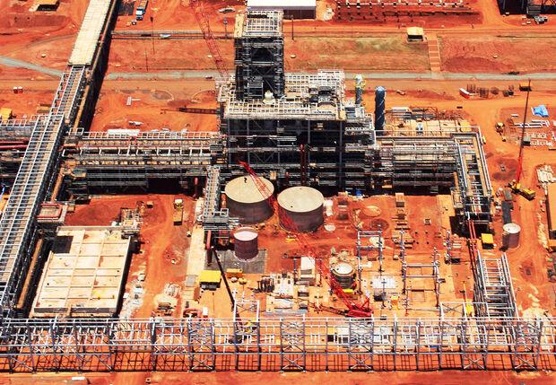 A fábrica estava sendo negociada com o conglomerado russo Acron Group