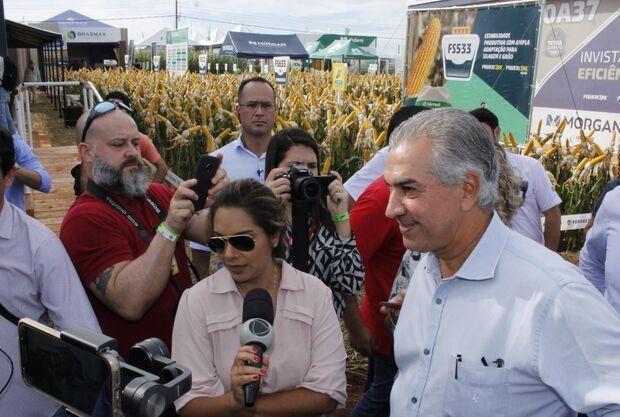 Mais de 120 expositores levam inovações e tecnologias desenvolvidas de forma direta para o produtor rural