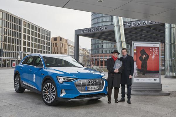 Em 2020, a Audi voltará a ser o principal patrocinador do Berlinale no 70º aniversário do festival.