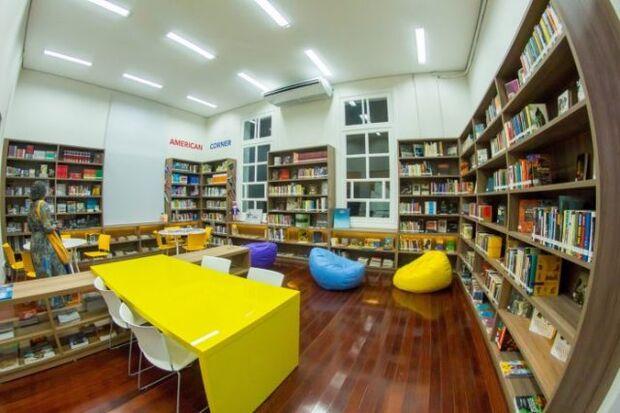 Sesc Cultura está localizado na Avenida Afonso Pena, nº 2270