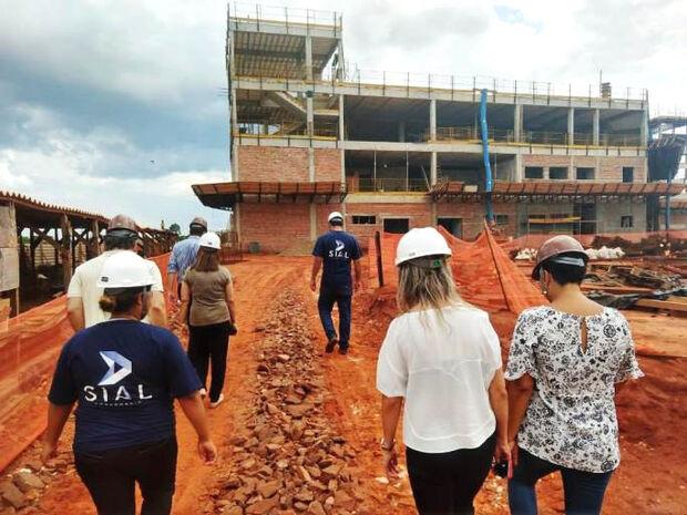 O Hospital Regional de Três Lagoas contará com 202 novos leitos