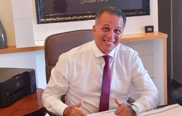 Oton Nasser é advogado com atuação em MS e SP