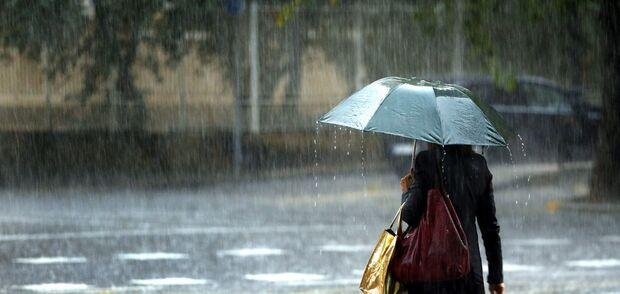 A umidade relativa do ar no Estado poderá variar de 95% a 45 % e as temperaturas possuem estimativas de variação entre 19°C a 31°C