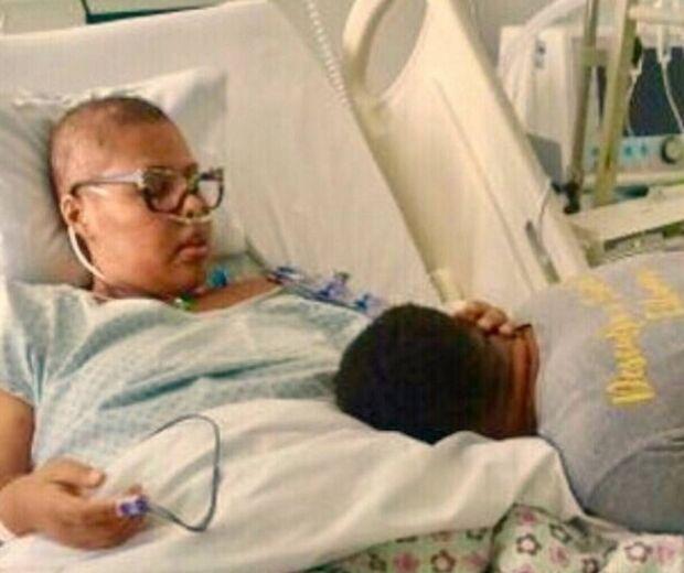 Deise, cantora do Fat Family, morre após lutar contra um câncer no fígado.
